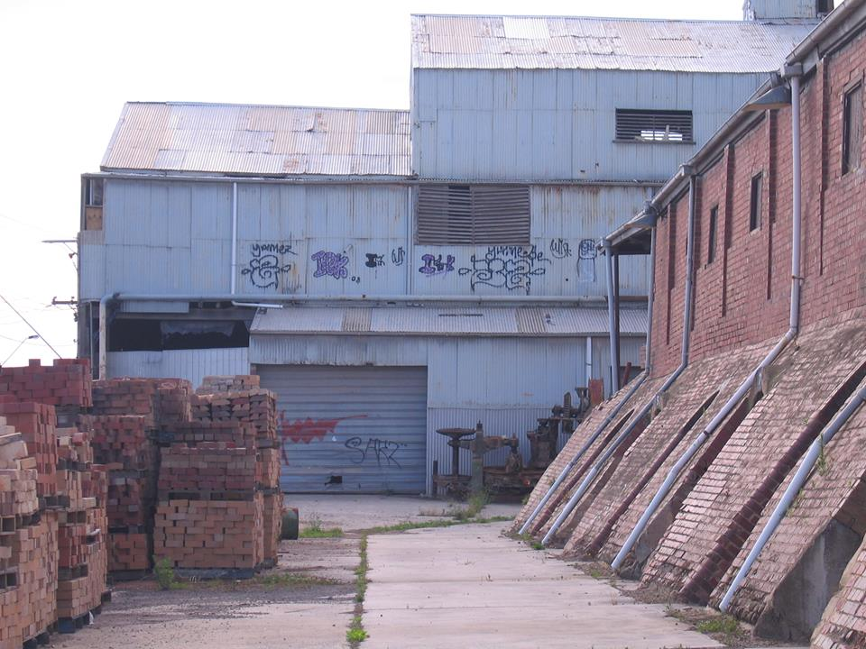 Further demolition proposed at the Former Hoffman Brickworks site