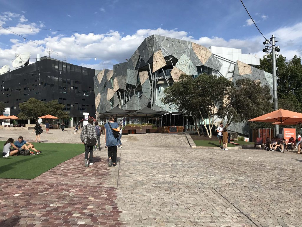 National Trust Statement Regarding Federation Square