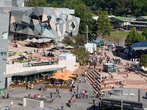 HAVE YOU SAY – Federation Square recommended for inclusion in the Victorian Heritage Register